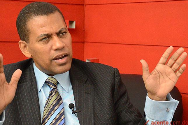 Gómez Mazara dice alianza de Miguel y Leonel beneficia al PLD