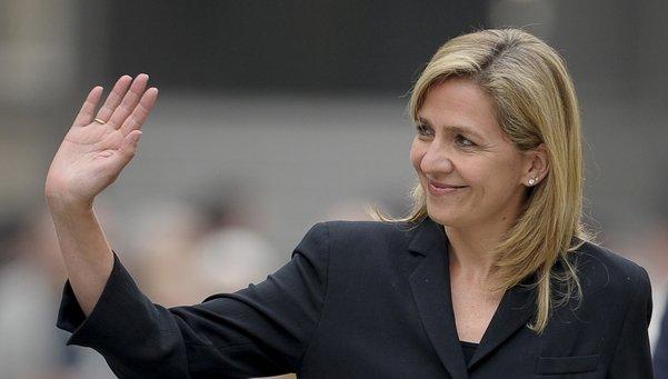 Los abogados de la Infanta Cristina fallan en su intento de evitar apertura de juicio