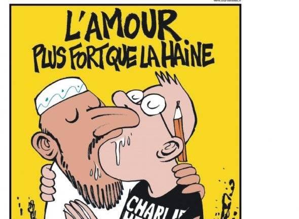 Una de las caricaturas que generó más de diez muertos en París