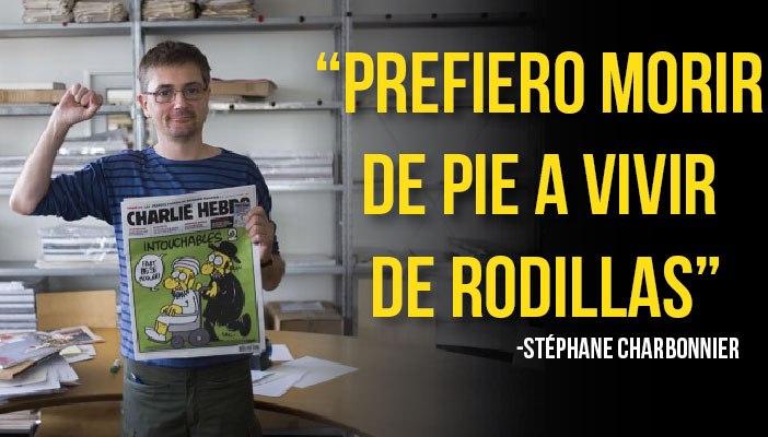 """""""Charlie Hebdo"""" saldrá el próximo miércoles con una tirada de un millón de ejemplares"""