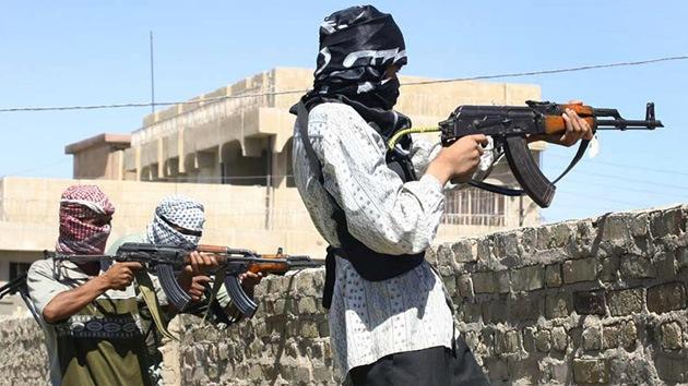 Estado Islámico quema a 45 personas en Irak