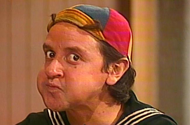 Chespirito participó en fiestas de Pablo Escobar