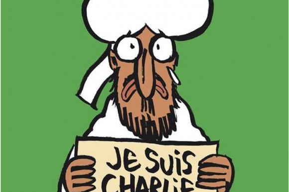 """La nueva portada de la revista """"Charlie Hebdo"""""""