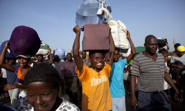 Suspenden el mercado binacional. Haití cierra la frontera