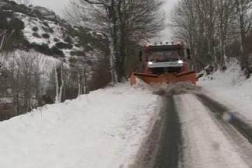 Arriba primera ola de frío en Europa
