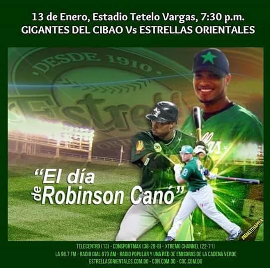 La noche de #RobinsonCano