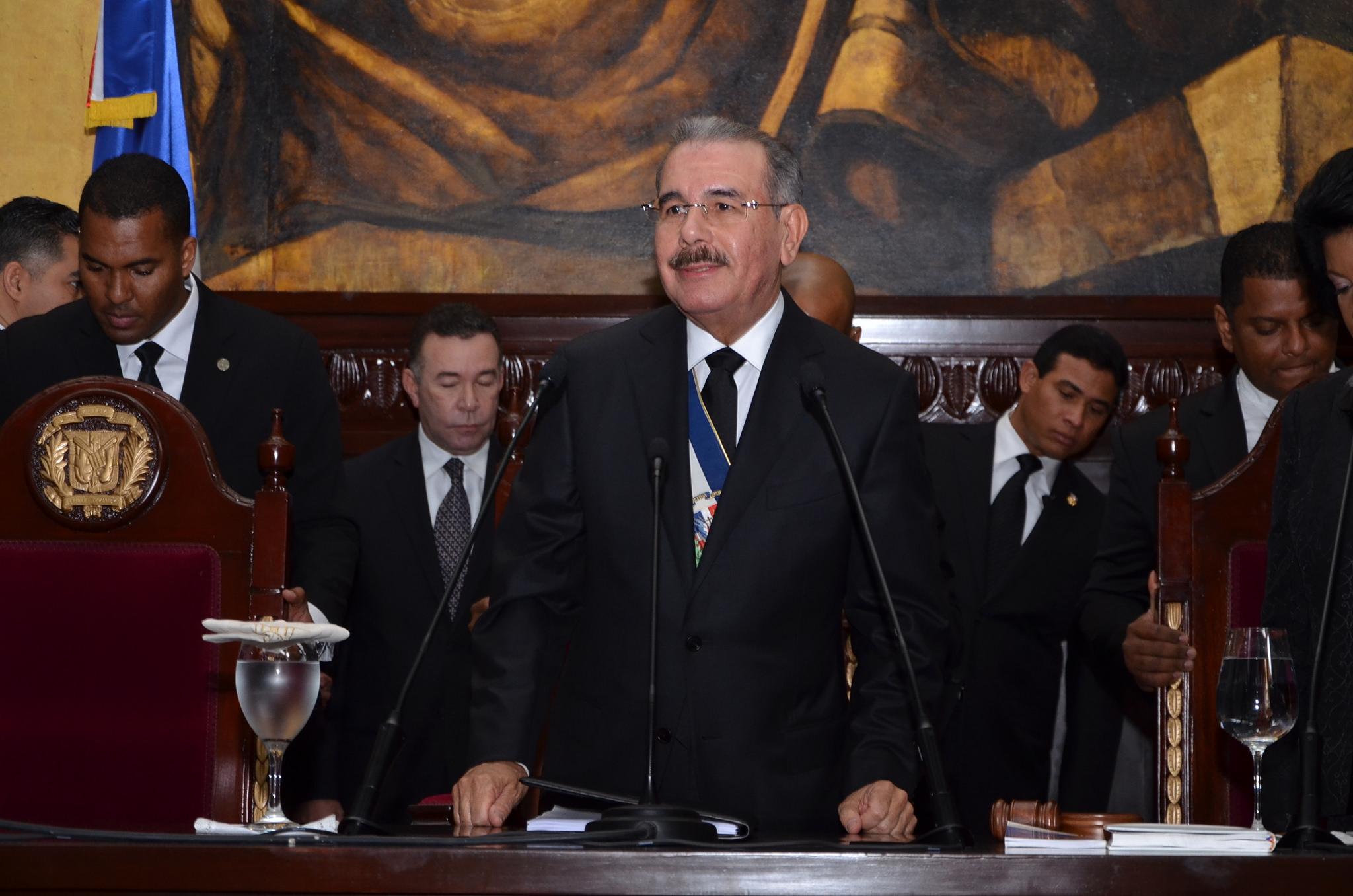 Danilo Medina: Llegó la hora del Sur