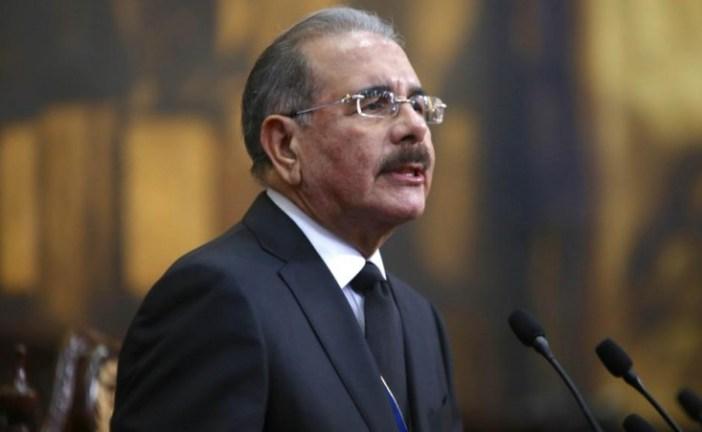 Danilo anuncia que el Plan de Regularización de Extranjeros no será prorrogado