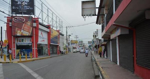 Quemas de gomas y bombas caseras en el inicio de huelgas en SFM y Navarrete