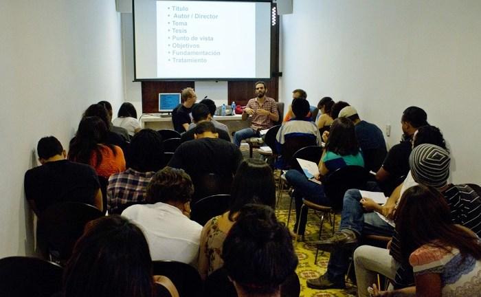 """""""Entrando en materia"""" Inician los talleres Sparring Partners en CCE"""
