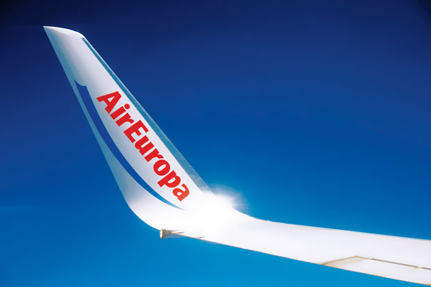 Air Europa propone puente aéreo entre Miami y La Habana