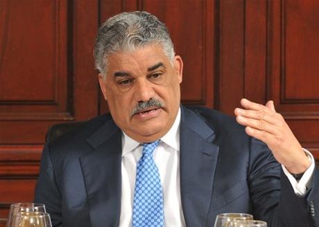 Miguel Vargas: 'El PRD solo haría alianza con con organizaciones de oposición'