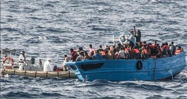 Diez cubanos iban ilegalmente a Puerto Rico fueron apresados por Armada