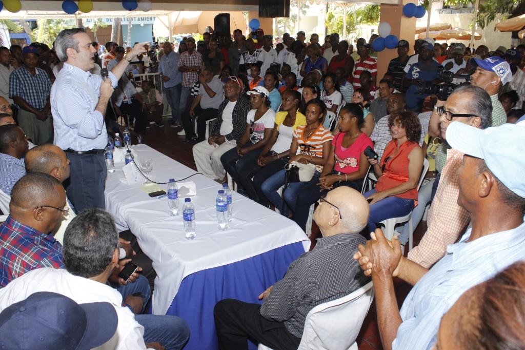 Abinader define corrupción e impunidad como dos males que avergüenzan a la nación