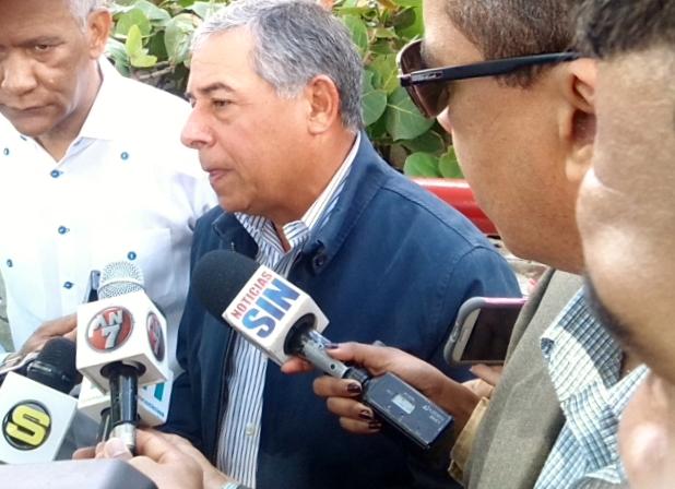 Roberto Salcedo quiere que lo dejen terminar su Proyecto Estratégico de Desarrollo para SD