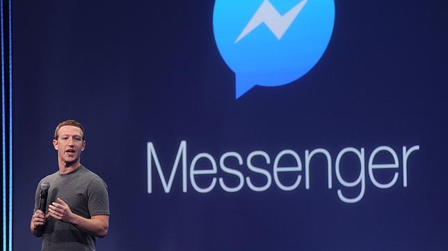 Zuckerberg renueva su Messenger convirtiéndolo en plataforma para aplicaciones