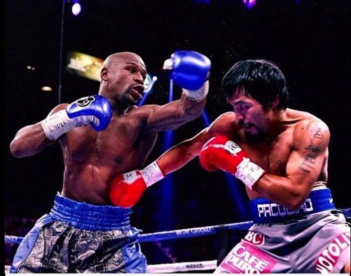 Nadie apuesta por el nocaut en pelea Pacquiao-Mayweather