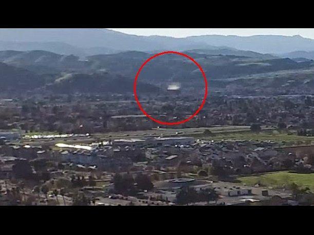 Drone capta a supuesto OVNI que desconcierta a expertos