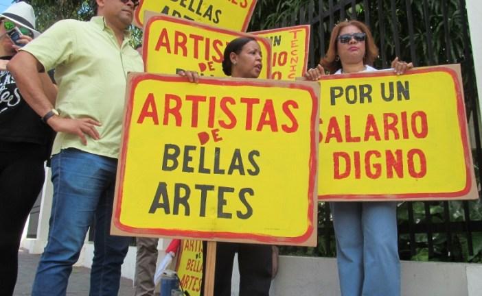 Artistas y docentes demandan integración al  dialogo Cultura-Educación