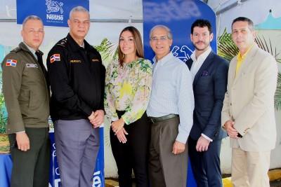 AMET recibe asistencia de Nestlé Dominicana en celebración Día Mundial de la Salud.
