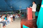 Guillermo Moreno reclama un  aumento general de salarios