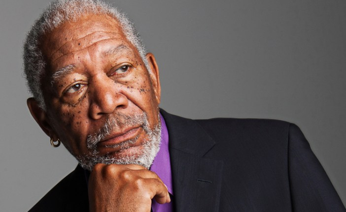 """Morgan Freeman: """"Como, bebo, fumo y aspiro marihuana"""""""