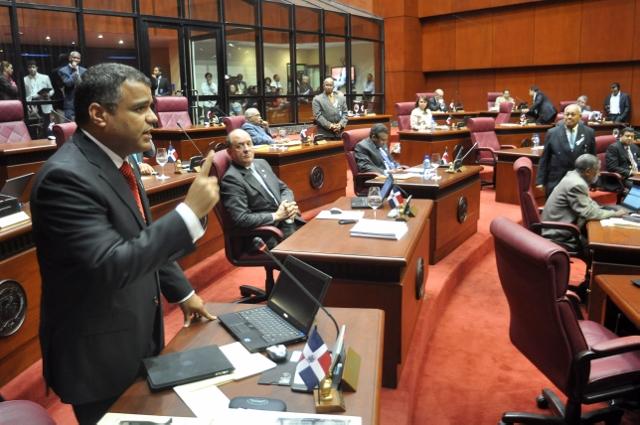 Senado aprueba en primera lectura reforma policial