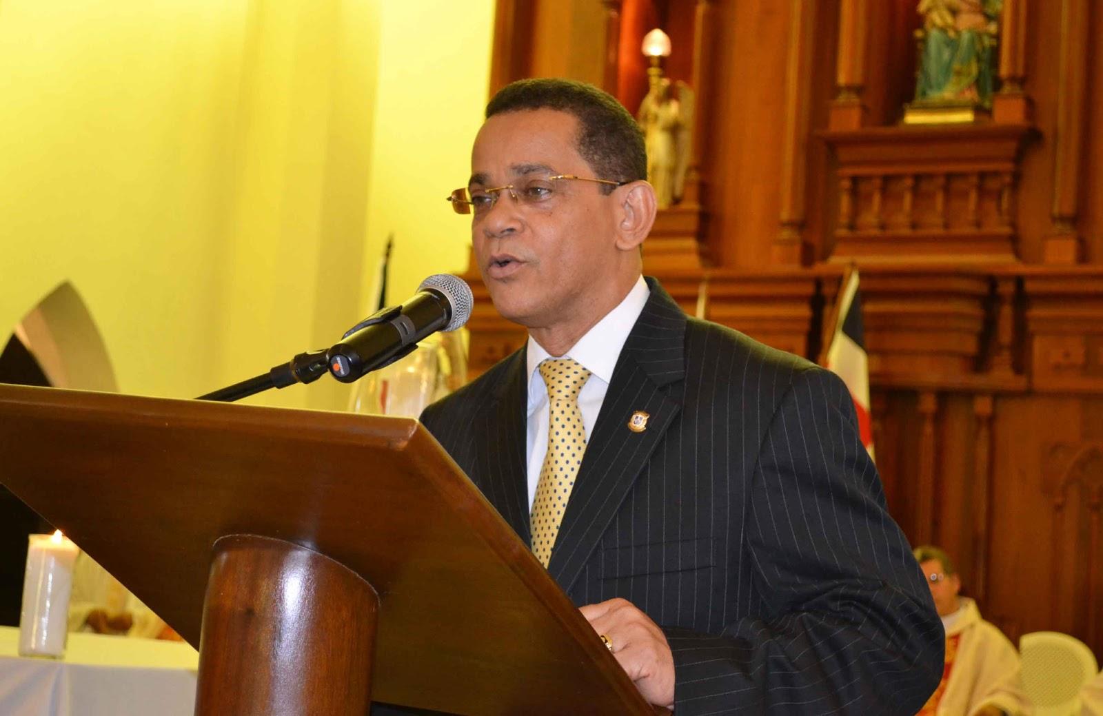 José Rafael Vargas afirma discurso LF presentó alternativas para superar impasse