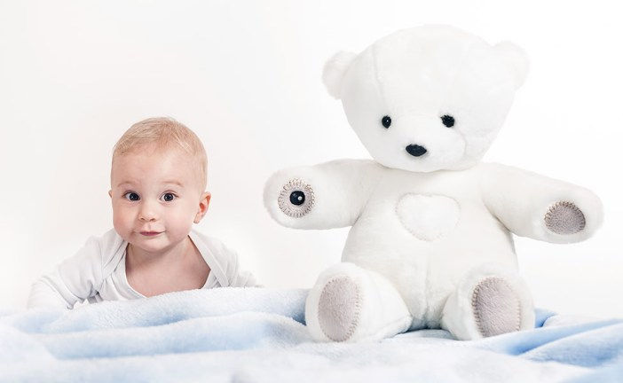 Osito detecta si tu bebé tiene fiebre