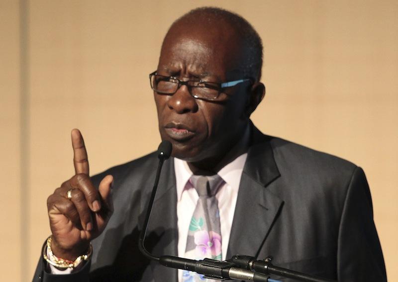 Arrestan al ex presidente de la FIFA, Jack Warner