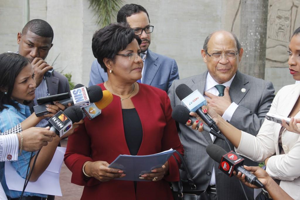 PRM denuncia Gobierno utilizó fondos de Educación para favorecer reforma constitucional