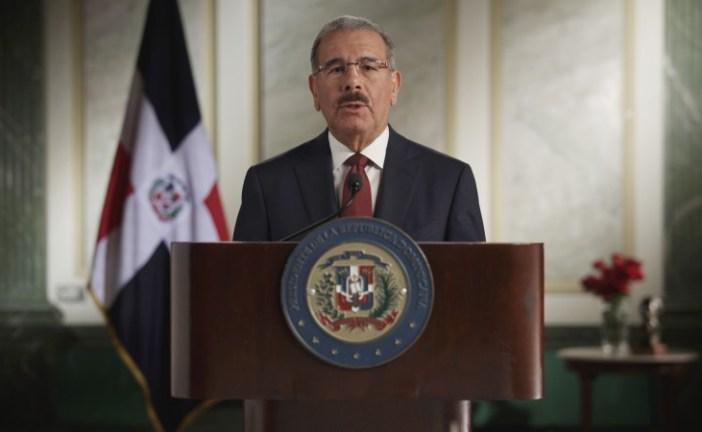 Medina favorece reelección y pide cuatro años más al pueblo