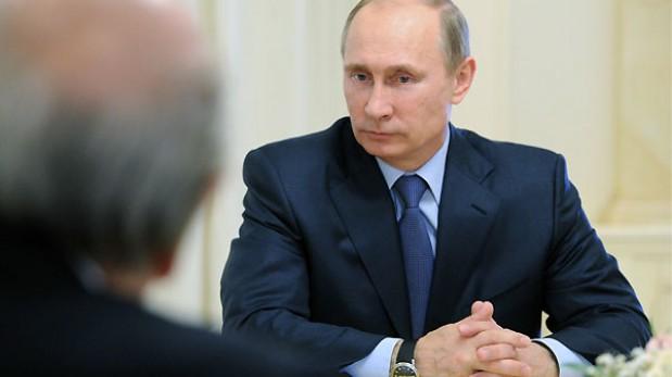 """Putin: """"Los europeos se están muriendo y los matrimonios gay no producen niños"""""""
