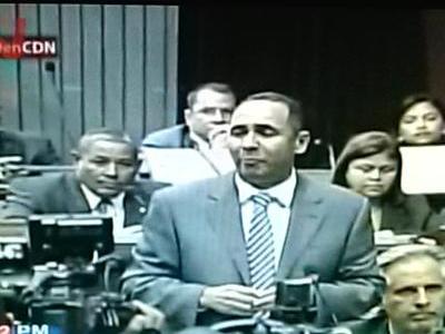 Presentarán ante la Procuraduría las pruebas de soborno a legisladores