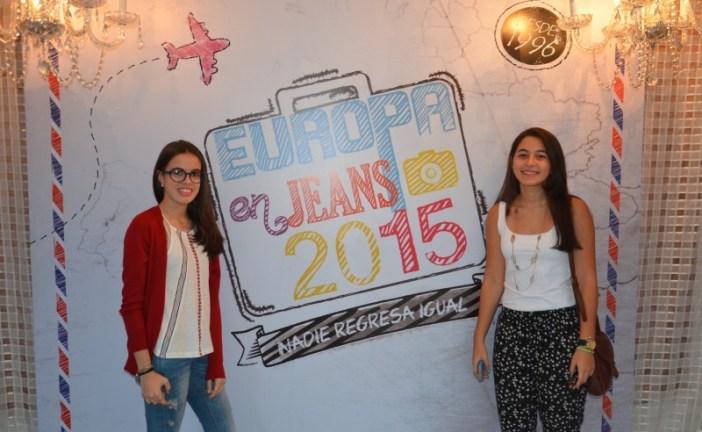 Europa en Jeans 2015 en 33 ciudades