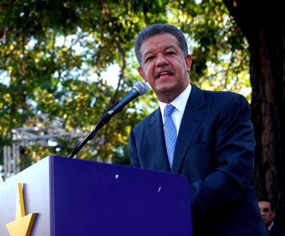 Leonel se integrará  a la campaña de Danilo