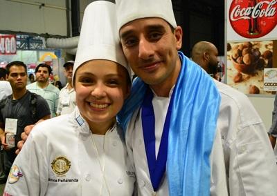 Chef del Sublime Samaná gana Medalla de Oro en Copa Culinaria de las Américas 2015