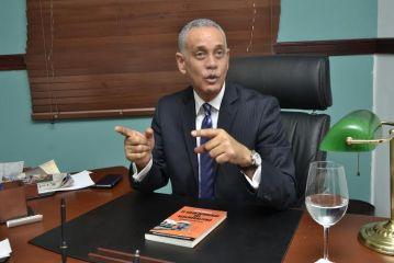 Manolo Pichardo afirma PLD requiere renovarse