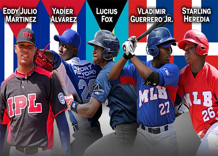 """¡ """"Los peloteritos"""" dominicanos se alzan con 48 millones de dólares !"""