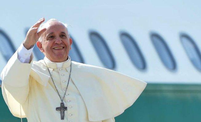 El Papa Francisco arribó a Bolivia