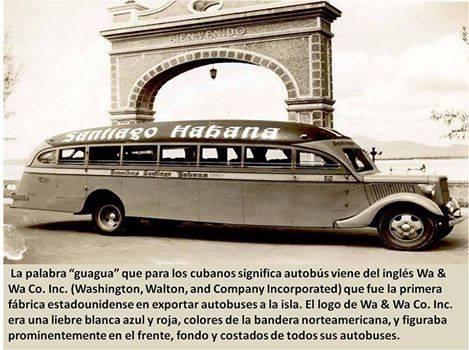 """Sepa por qué a los autobuses le apodan """"guagua"""" en la región del Caribe"""