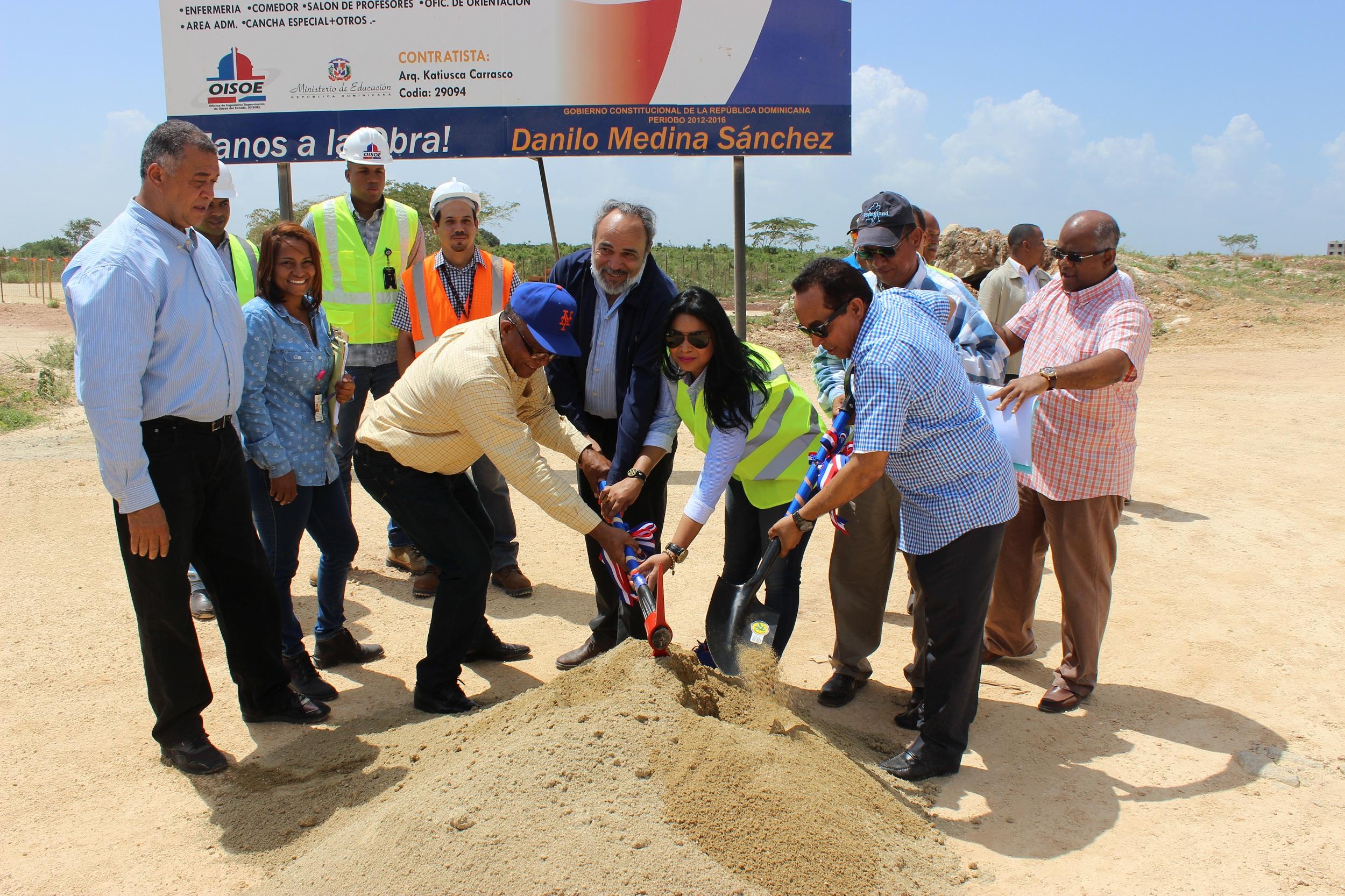 OISOE deja iniciado construcción de 127 aulas y 3 estancias infantiles