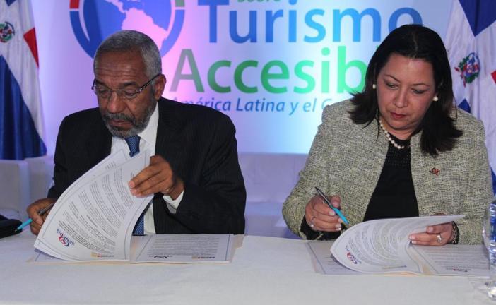 Conadis y Senadis  firman convenio  de cooperación internacional por un  turismo accesible