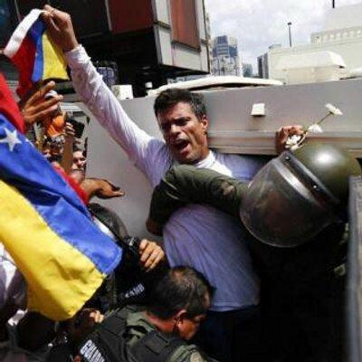 La justicia venezolana encuentra culpable al opositor Leopoldo López