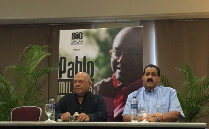Pablo Milanés cantará en el  Nuryn Sanlley en octubre