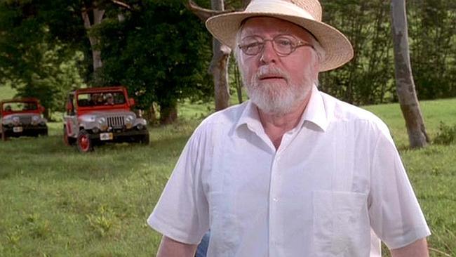 Murió el actor británico Richard Attenborough