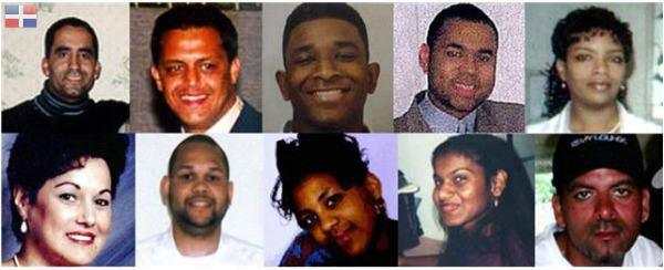 11S. Cerca de 50 dominicanos fallecieron  en la Zona Cero