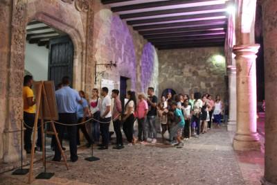 Cientos disfrutan La Noche Larga de los Museos