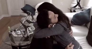 VIDEO. Sergio Carlo se compromete con su novia en Miami