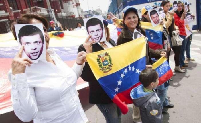 Este sábado, la oposición venezolana realiza marchas en todo el país